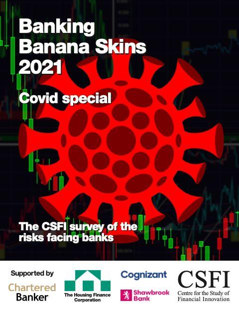 Banking Banana Skins 2021 Covid